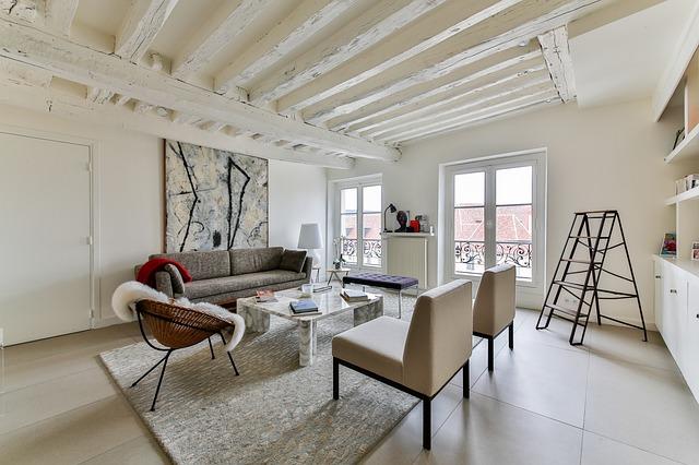 Několik rad, jak zvětšit obývací pokoj alespoň opticky