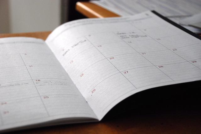 Pohled na kalendář vás nevyděsí