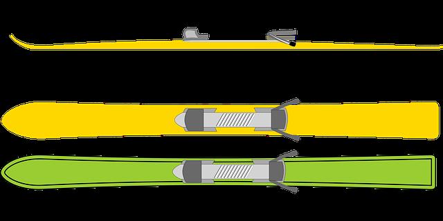 tři lyže